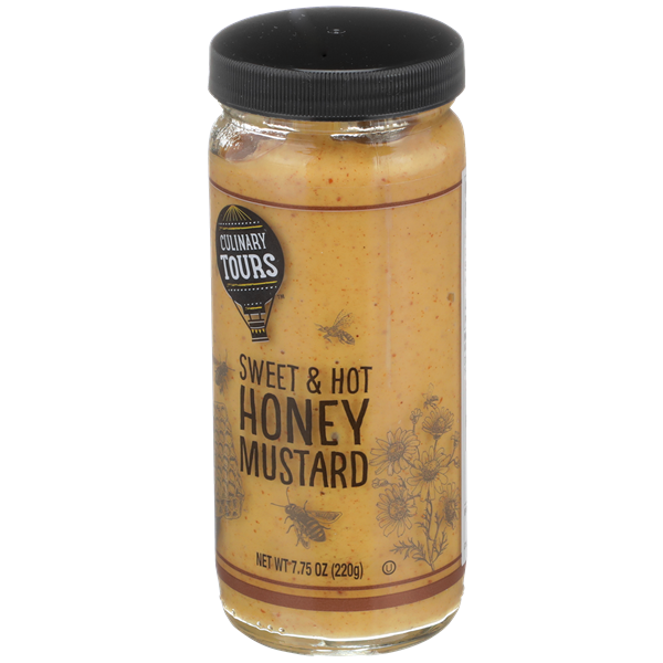 Culinary Tours Sweet & Hot Honey Mustard