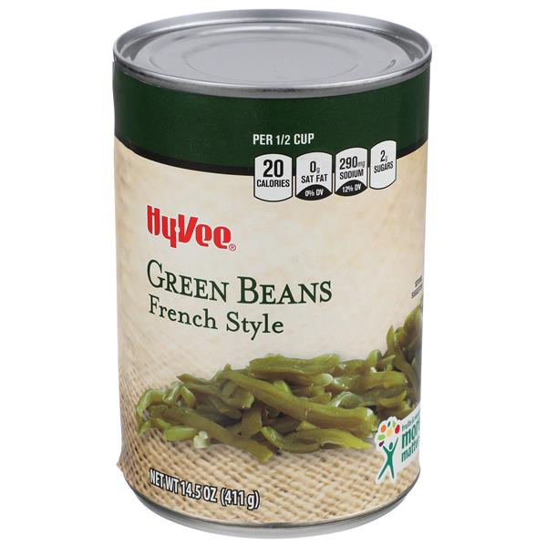 Hy-Vee French Style Green Beans
