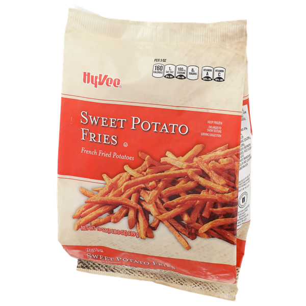 Hy-Vee Sweet Potato Fries