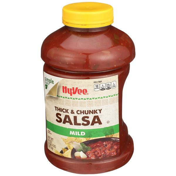 Hy-Vee Mild Thick & Chunky Salsa