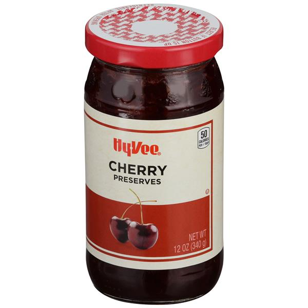 Hy-Vee Cherry Preserves