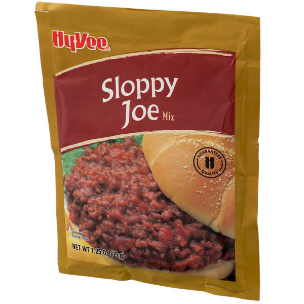 Hy-Vee Sloppy Joe Mix