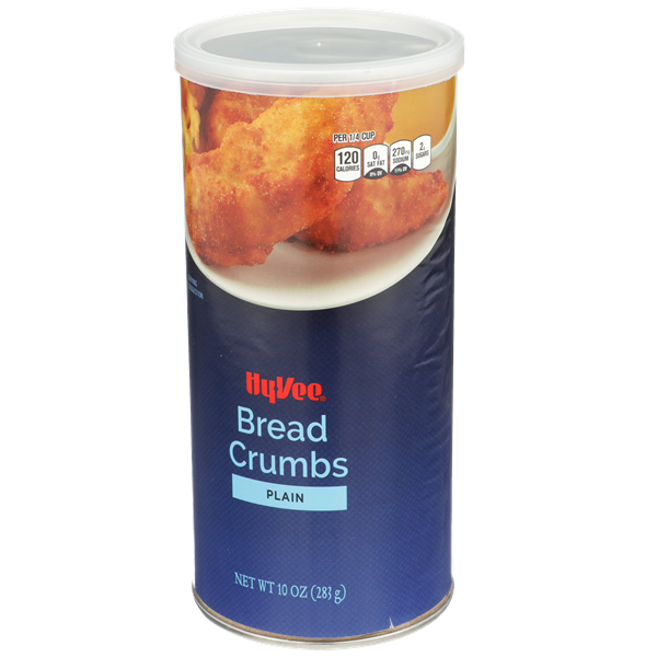 Hy-Vee Plain Bread Crumbs