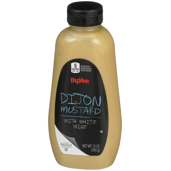 Hy-Vee Dijon Mustard with White Wine