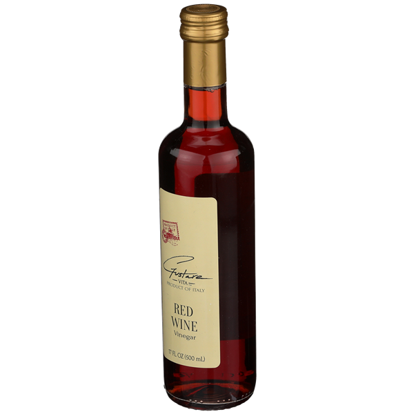 Gustare Vita Red Wine Vinegar