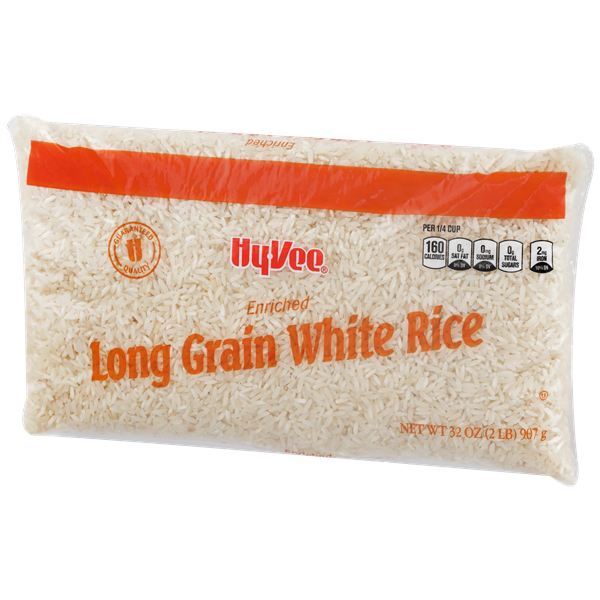 Hy-Vee Enriched Long Grain White Rice