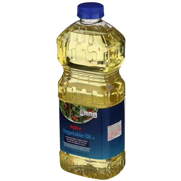 Hy-Vee Vegetable Oil
