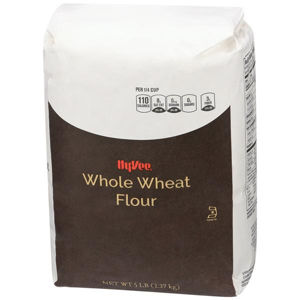 Hy-Vee All Natural Whole Wheat Flour