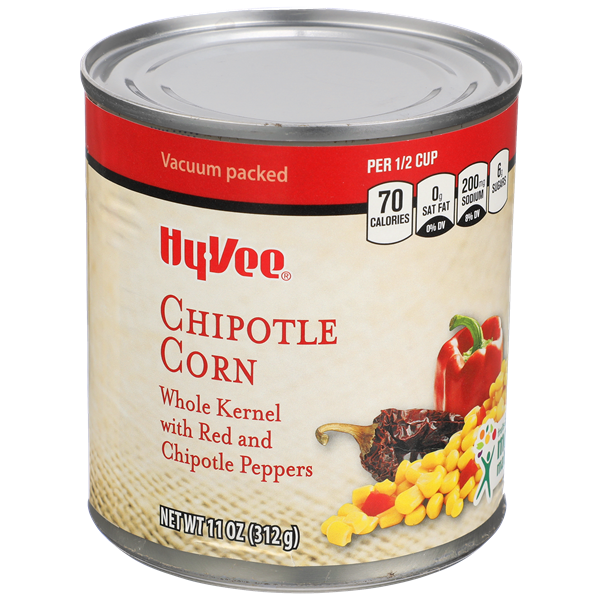 Hy-Vee Chipotle Corn