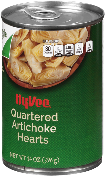 Hy-Vee Quartered Artichoke Hearts