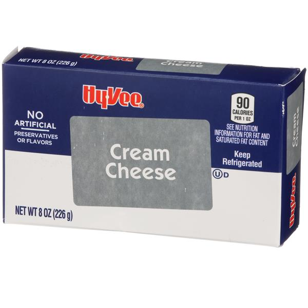 Hy-Vee Cream Cheese
