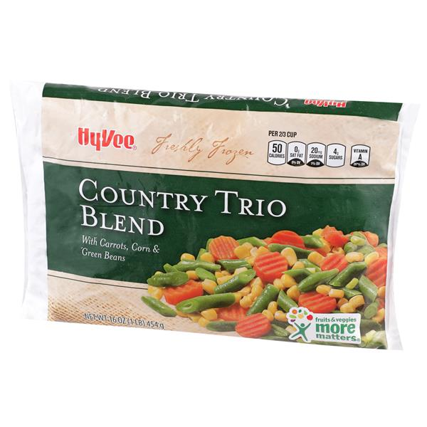 Hy-Vee Country Trio Blend Vegetables