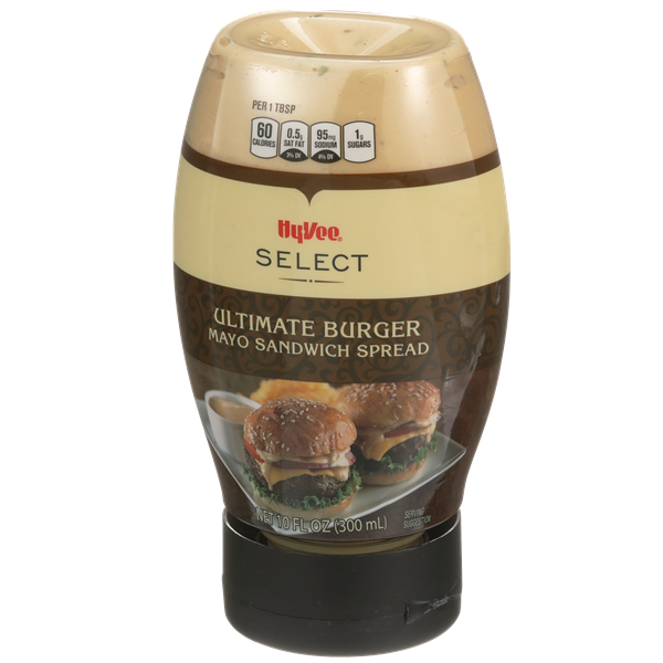Hy-Vee Select Ultimate Burger Mayo Sandwich Spread