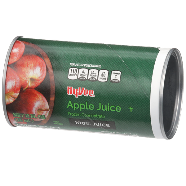 Hy-Vee 100% Apple Juice from Concentrate