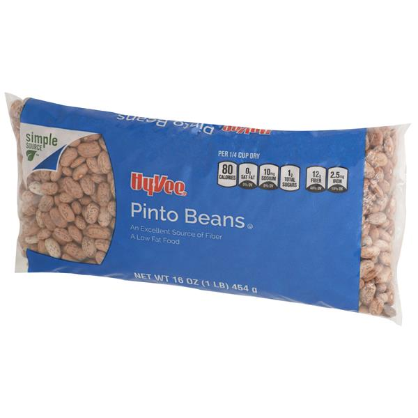 Hy-Vee All Natural Pinto Beans