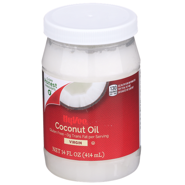 Hy-Vee Virgin Coconut Oil