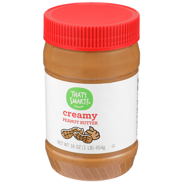 That's Smart Creamy Peanut Butter