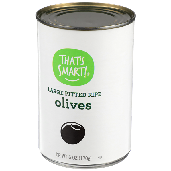 That's Smart! Large Pitted Ripe Olives